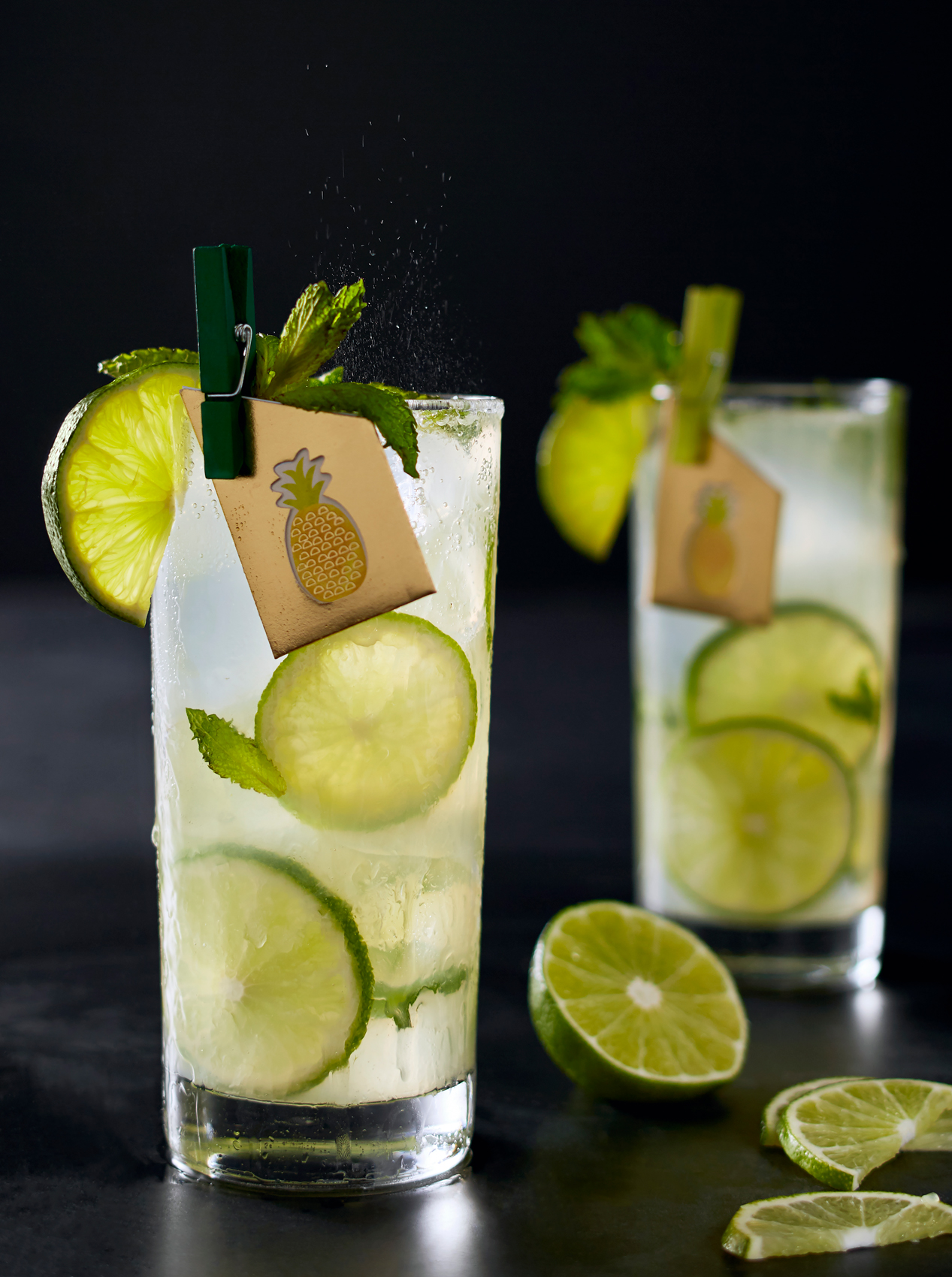 Ryan Dyer Photography | fruit cocktail for summertime