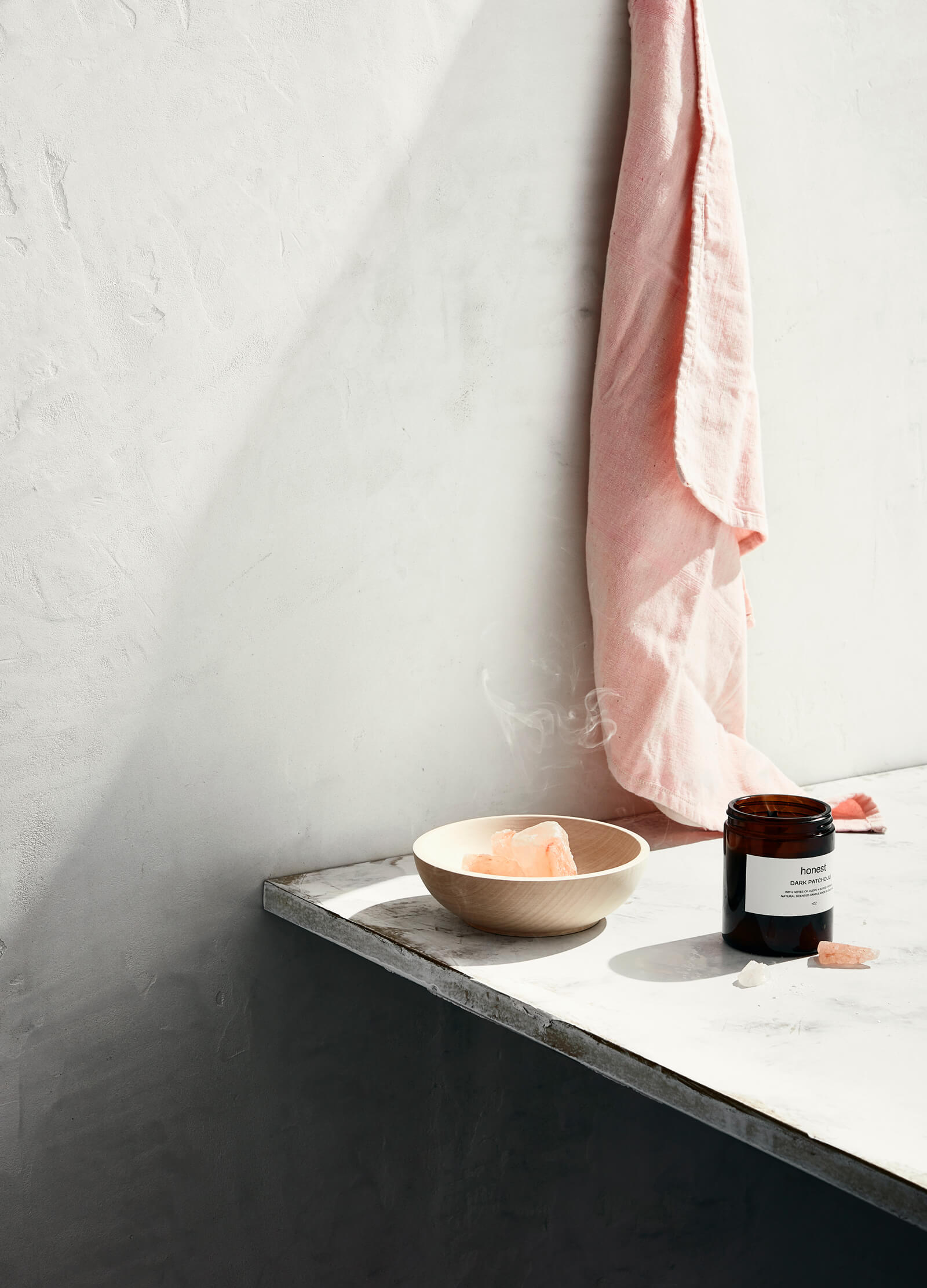 Natural | Space | salt | table | product | curtain